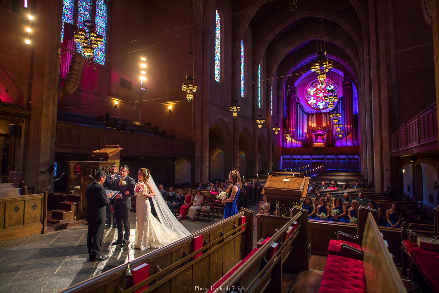 Weddings First Congregational Church Of Los Angeles