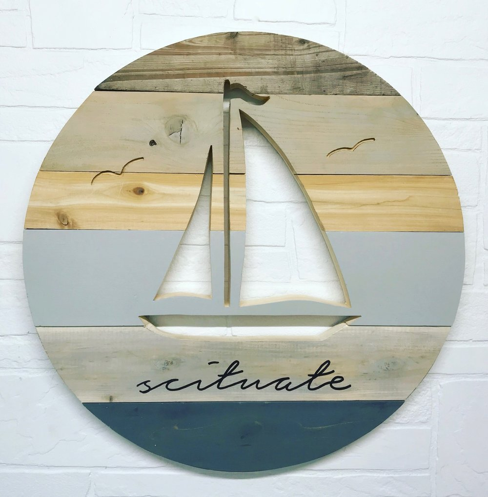 Style: seaside