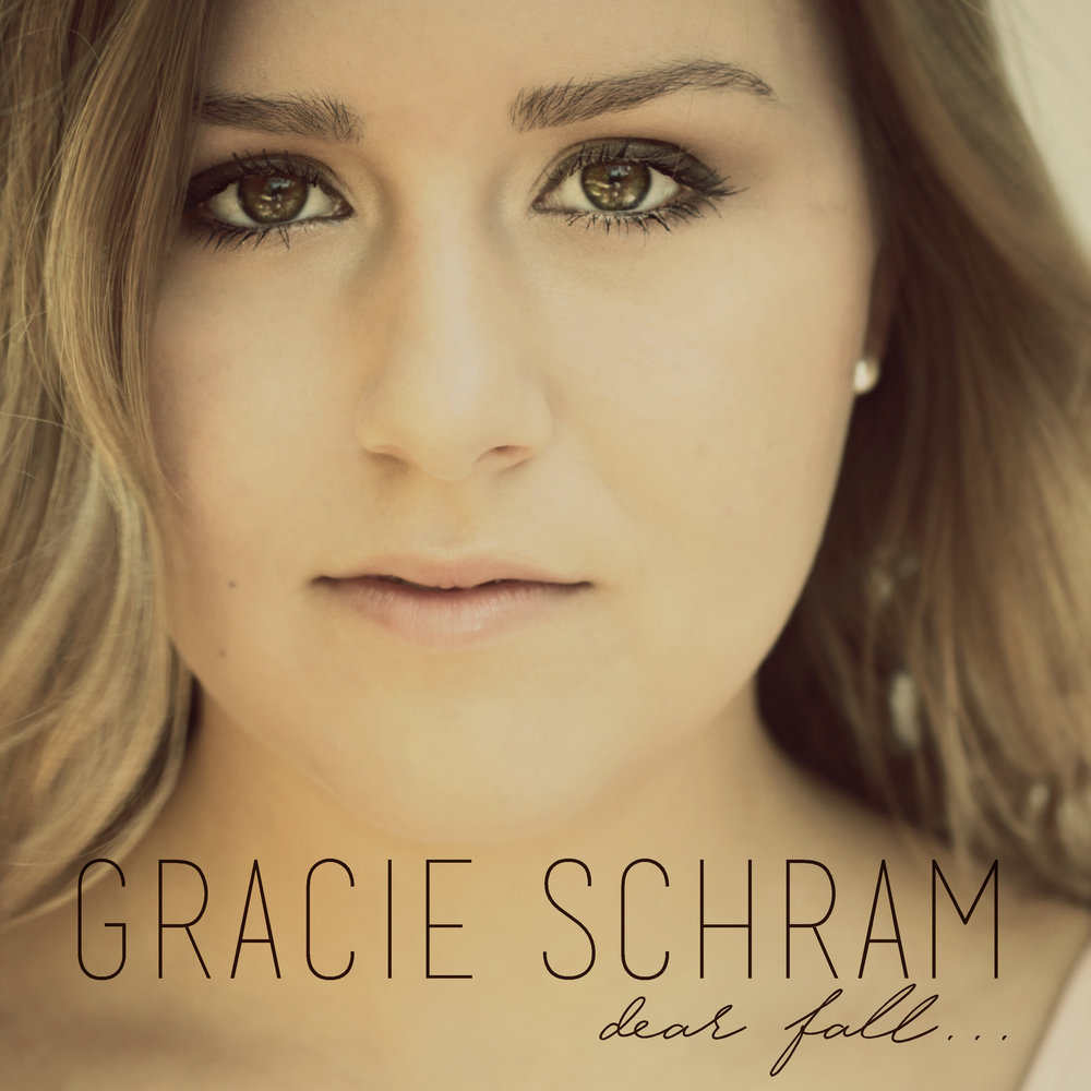 Gracie Schram -Dear Fall EP,