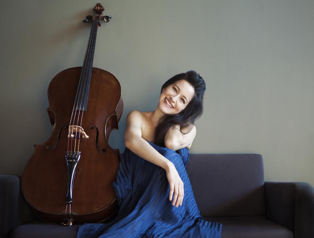 Yumi Kendall, cello