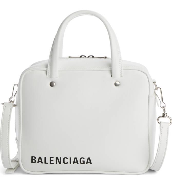 BALENCIAGA Extra Small Triangle Square AJ Bag - $1890 -