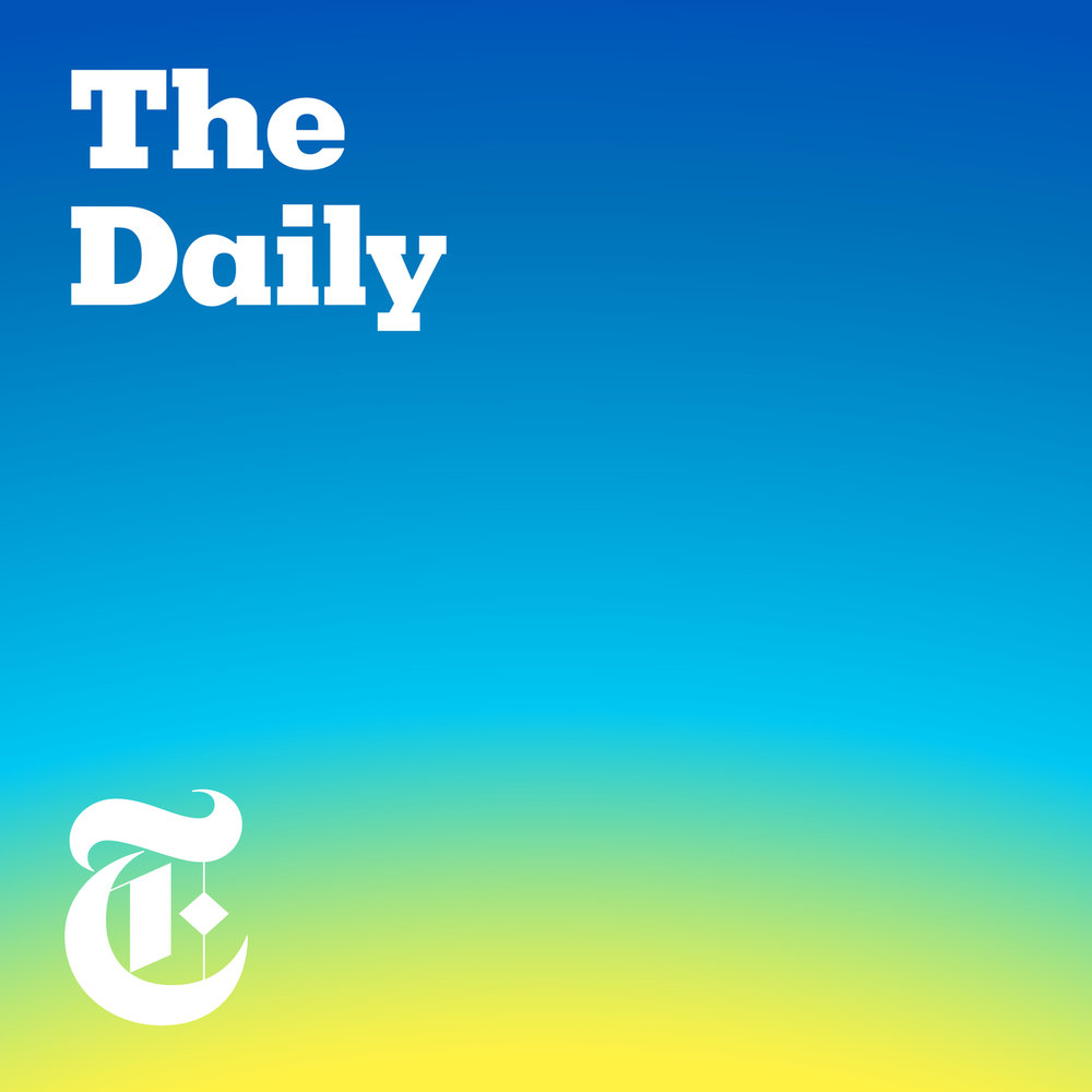 The Daily by The New York Times - Hosted by Michael Barbaro, The Daily tells today's most prominent, relevant, and intersting news stories from voices of many of the top journalists. Uploaded at 3 A.M. (PT) every weekday.