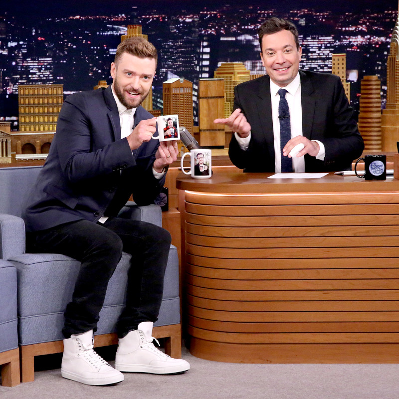 Timberlake is a singer, actor, songwriter, dancer, and producer; and Fallon is an actor, comedian, television host, author, singer, writer, and producer. The celebs have been best friends since Fallon's early  Saturday Night Live  days.