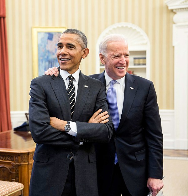 Former president and vice president of the United States are the ultimate BFF goals, being the source of hundreds of adorable memes further validating this. Beyond their political run, these men remain close friends.