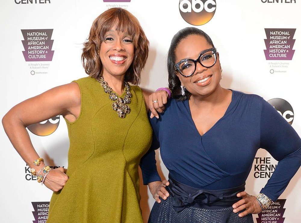 King and Winfrey also need no explanation. There's nothing but love between these two as they continuously lift each other up while dominating their industries.