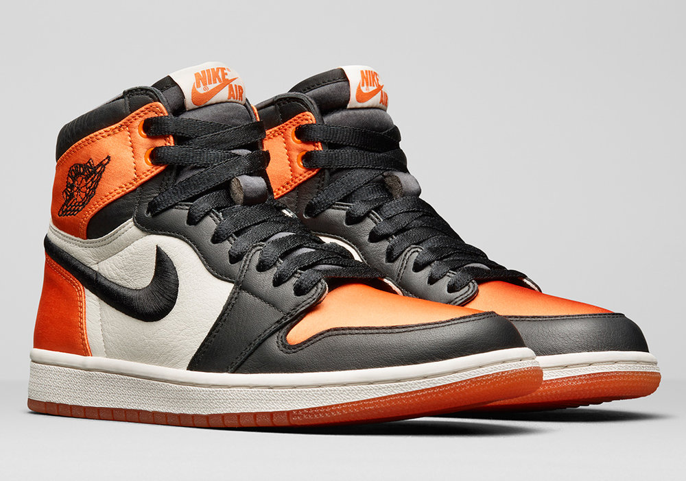 Jordan 1 Retro High Satin Shattered Backboard  - Get the summer's most popular footwear of the season on StockX for $225.