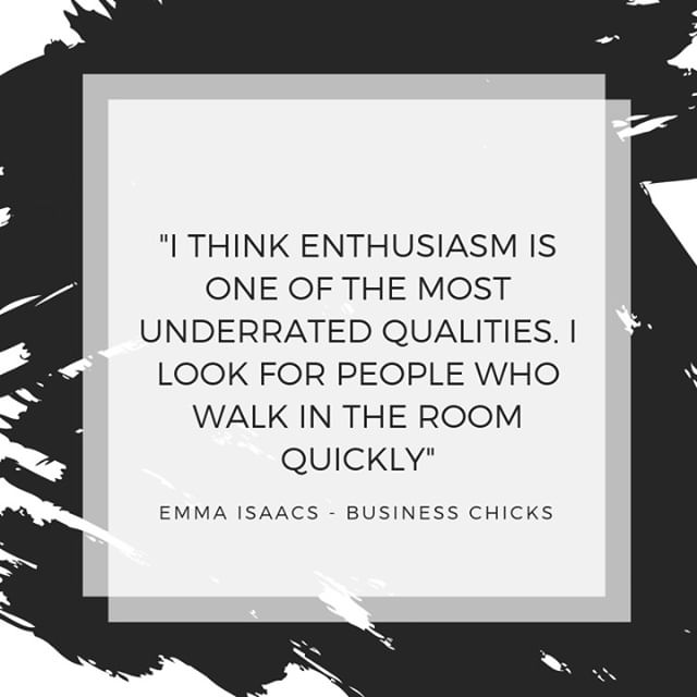 Emma Isaacs changed the way we think about business. From her bold leaps of faith and unrelenting optimism, to providing empowerment and pathways for women to break into the industry – she made business appealing and accessible. What an inspiration! . . . #sydneysmallbusiness #creative #agency #brand #beyourbrand #brandagency #personalbrand #success #socialmedia #marketing #online #social #wework #together #inspired #market #advertising #bondibeach #bondijunction #sydneybusiness #sydneyentrepreneurs #network #summer #city #easternsuburbs #martinplace #accelerator #newyear #workshop