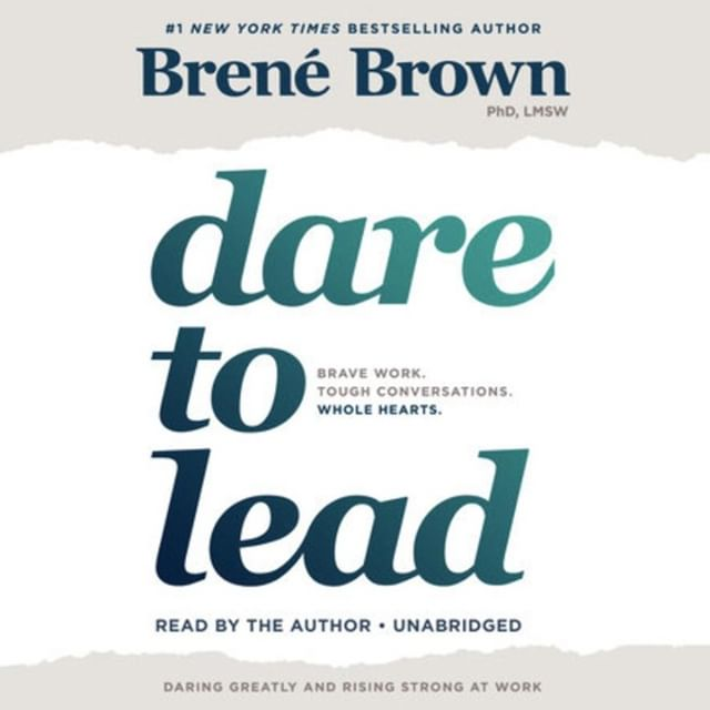 Happy Feature Friday everyone! 📖 This week I'm listening to @brenebrown's latest book, Dare To Lead on @audible. Dare to Lead talks about true leadership requiring vulnerability, values, trust, and resilience. I love listening to Brené reading her books aloud because you really hear the raw emotion in them. I also like that she doesn't pretend to get it right all the time - quite the opposite actually.  Here are 3 lessons that she shares to help you to be a courageous leader: - Courage and vulnerability always go together. - If you can narrow your core values down to just two, you can navigate even the toughest of times. - The seven behaviours that create trust can be summed up with the acronym BRAVING.  I've got lots of homework to do put this into practice now. Let me know what you think! . . . #sydneysmallbusiness #creative #agency #brand #beyourbrand #brandagency #personalbrand #success #socialmedia #marketing #online #social #wework #together #inspired #market #advertising #bondibeach #bondijunction #sydneybusiness #sydneyentrepreneurs #network #summer #city #easternsuburbs #martinplace #blog #strategy #inspire