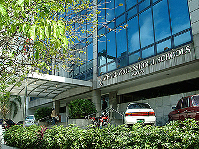ateneo professional schools