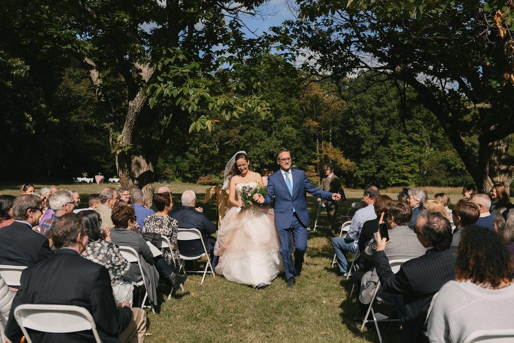 Vintage, DIY, Rustic, Germantown, Baltimore Wedding Photographer, Alternative, Casual, Outdoor Wedding, Church Wedding, Whimsical, Campground, Bride and Groom, Wedding Ceremony, Organza Wedding Dress