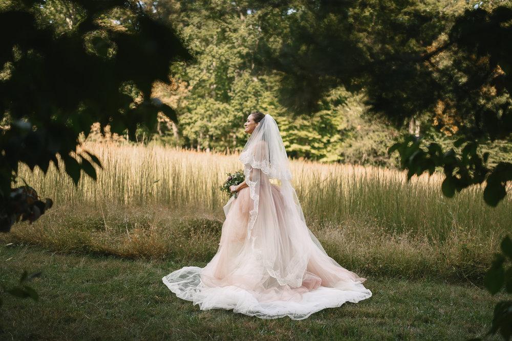 Vintage, DIY, Rustic, Germantown, Baltimore Wedding Photographer, Alternative, Casual, Outdoor Wedding, Church Wedding, Whimsical, Campground, Handmade, Bride Photo, Romantic, Lace Veil, Wedding Dress