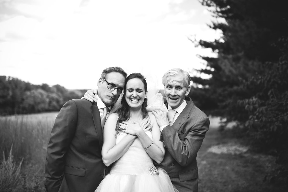 Vintage, DIY, Rustic, Germantown, Baltimore Wedding Photographer, Alternative, Casual, Outdoor Wedding, Church Wedding, Whimsical, Campground, Black and White Photo, Silly Photo, Wedding Portrait