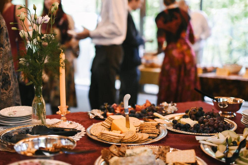 Vintage, DIY, Rustic, Germantown, Baltimore Wedding Photographer, Alternative, Casual, Outdoor Wedding, Church Wedding, Whimsical, Campground, Wedding Reception, Detail, Reception Food