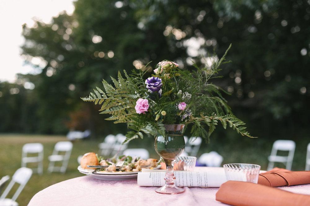 Vintage, DIY, Rustic, Germantown, Baltimore Wedding Photographer, Alternative, Casual, Outdoor Wedding, Church Wedding, Whimsical, Centerpiece, DIY Flowers, Decorations, Wedding Reception