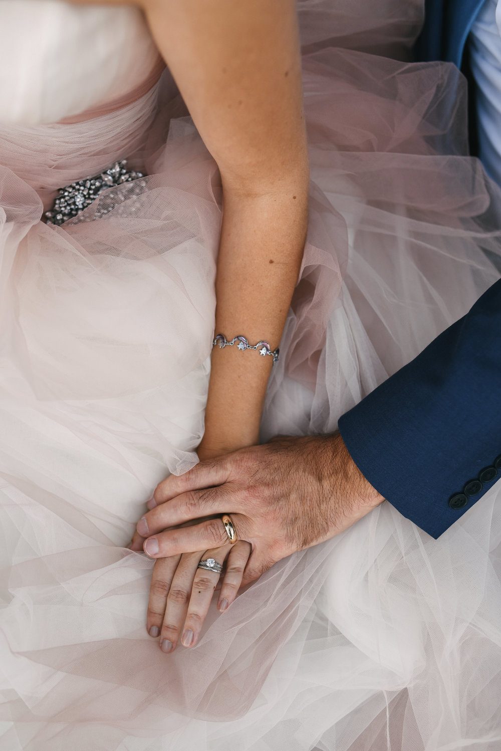 Vintage, DIY, Rustic, Germantown, Baltimore Wedding Photographer, Alternative, Outdoor Wedding, Whimsical, Campground, Bride and Groom, Detail Photo, Wedding Jewelry, Wedding Rings, Holding Hands