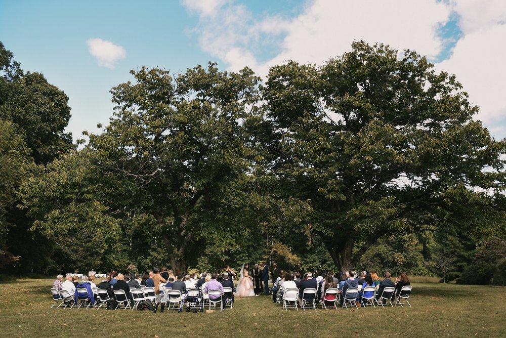 Vintage, DIY, Rustic, Exchanging Vows, Germantown, Baltimore Wedding Photographer, Alternative, Casual, Outdoor Wedding, Church Wedding, Whimsical, Campground, Outdoor Wedding Ceremony, Wedding Guests