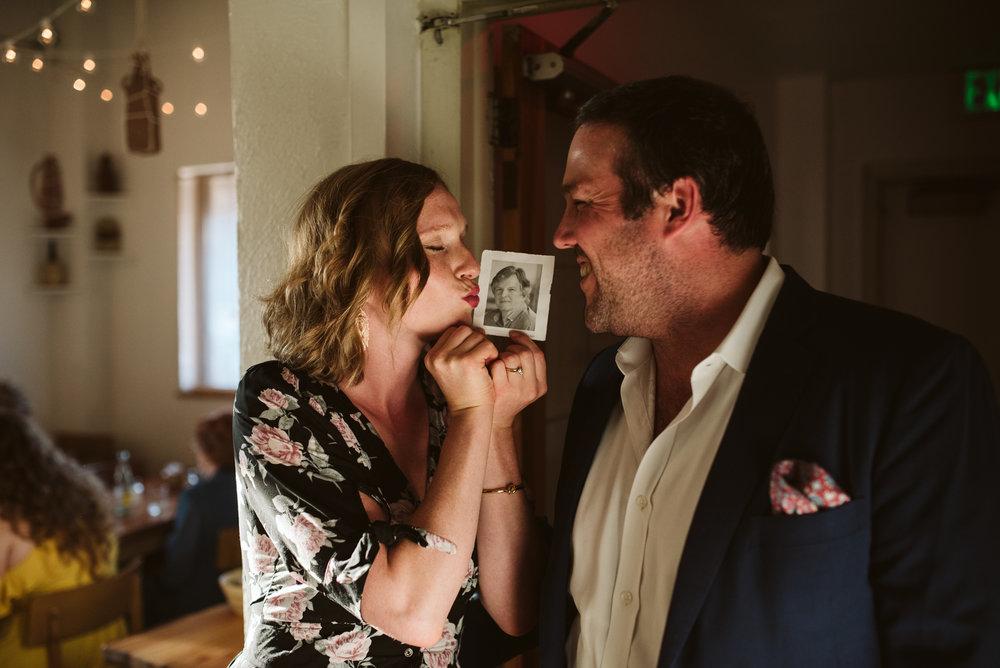 Outdoor Wedding, Casual, Simple, Baltimore, Maryland Wedding Photographer, Laid Back, September Wedding, Wedding Guests Having Fun