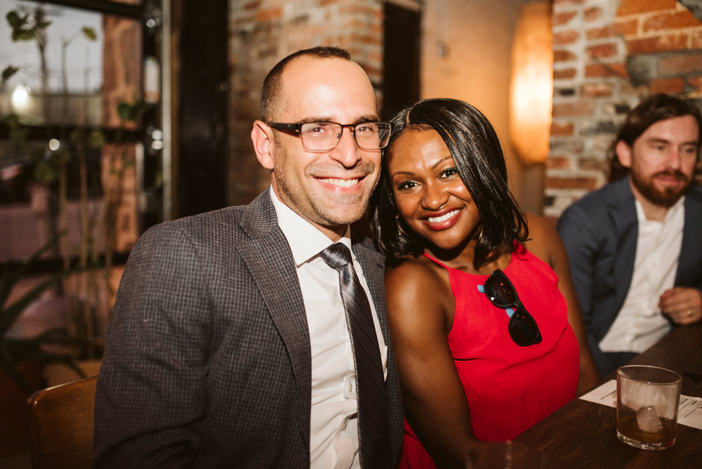 Outdoor Wedding, Casual, Simple, Baltimore, Maryland Wedding Photographer, Laid Back, September Wedding, Reception Guests Portrait