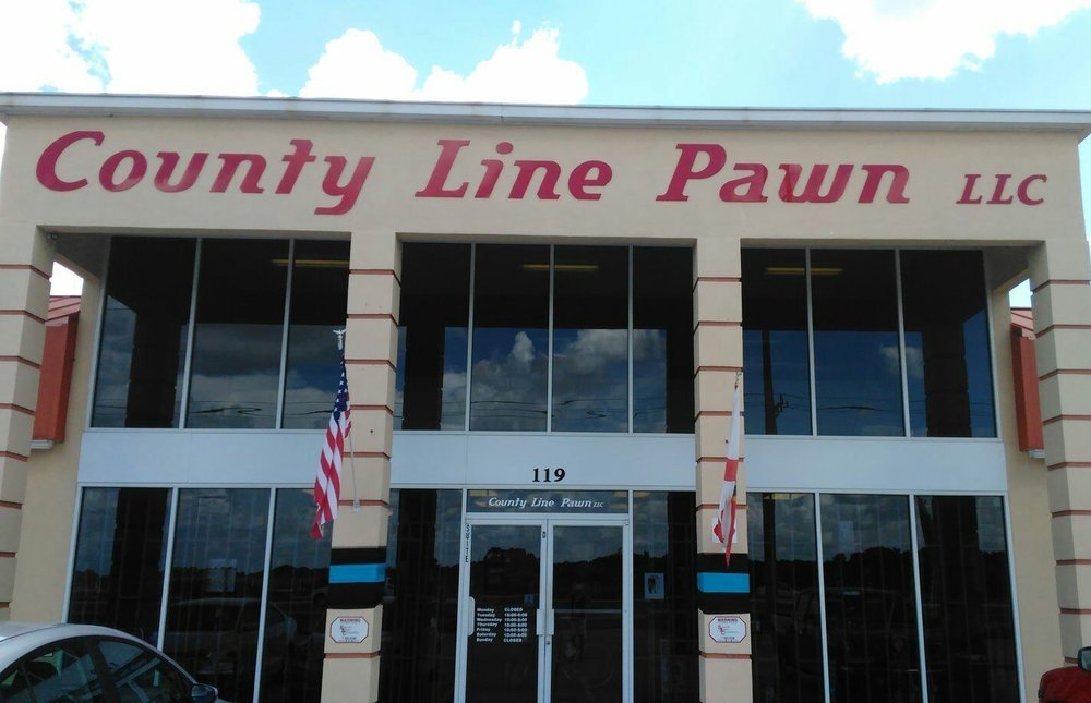County Line Pawn - Charlotte County