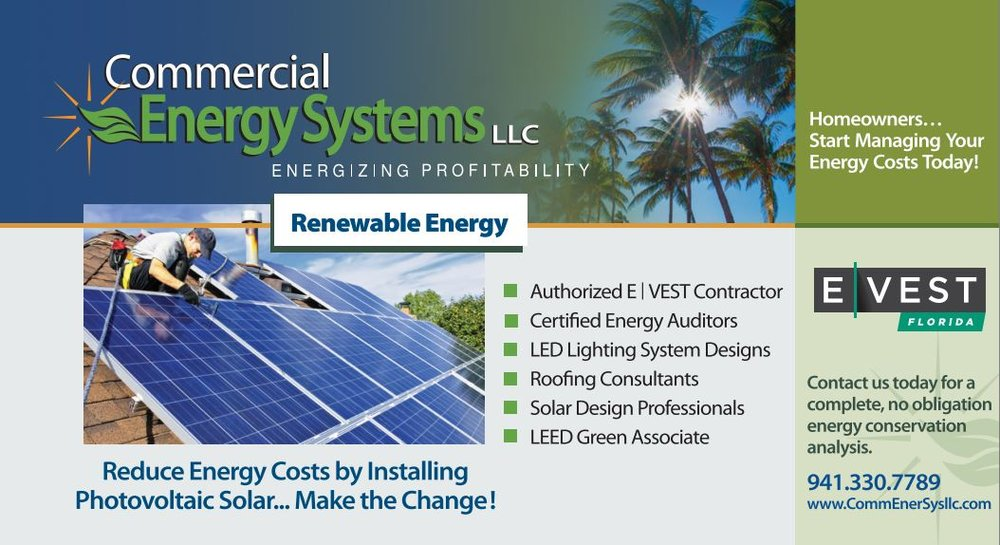 Commercial Energy Systems LLC