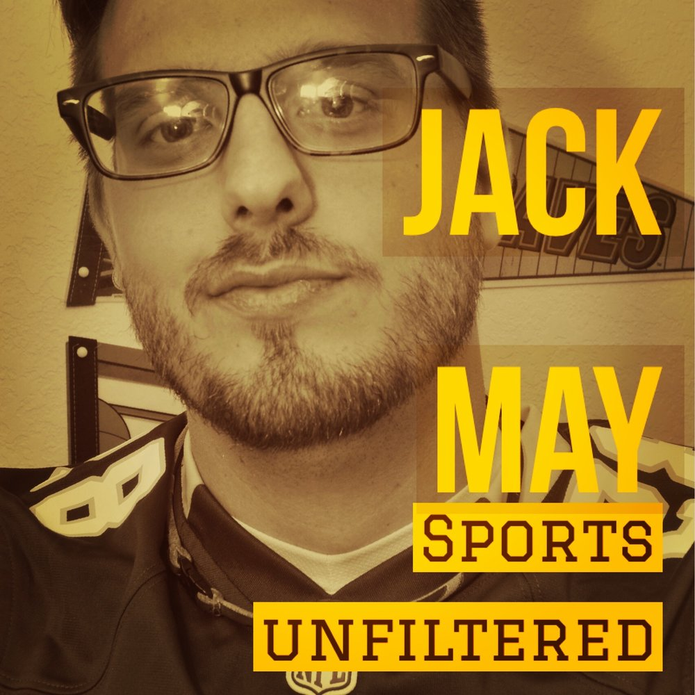 Jack May Sports Un-Filtered