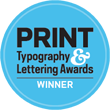 Typography & Lettering Awards