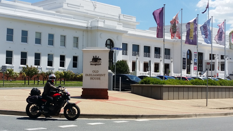 Old Parliament House, Canberrs