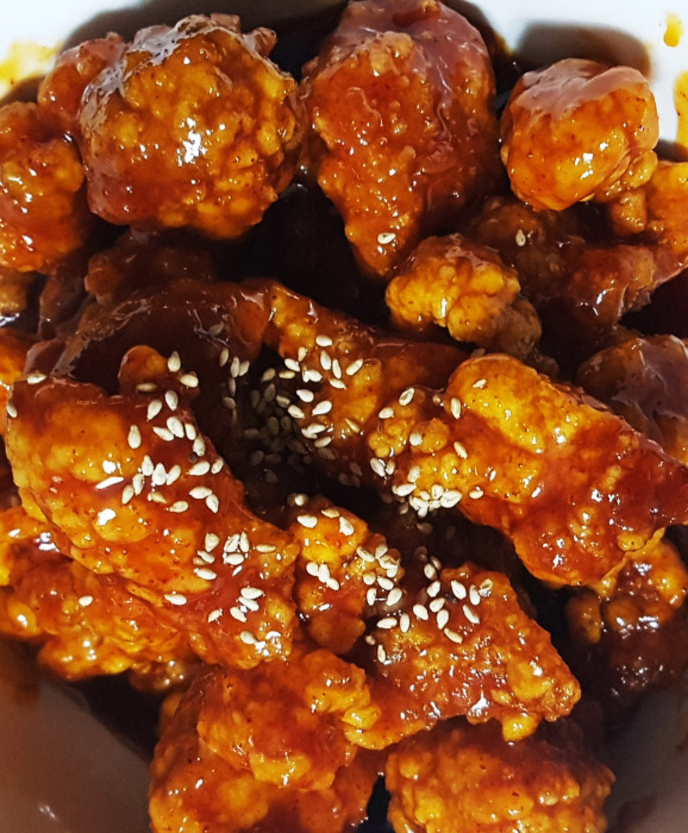 Korean_Fried Chicken with Sweet and Sour Sauce.jpg