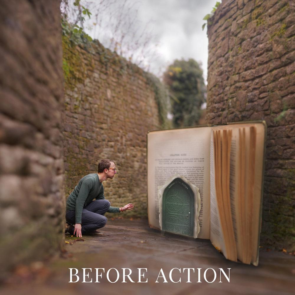 Action: Castle Stones