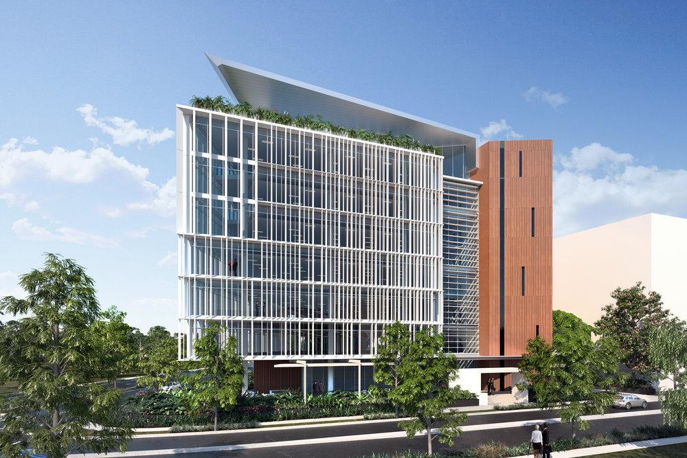 Gold Coast Health & Knowledge Precinct