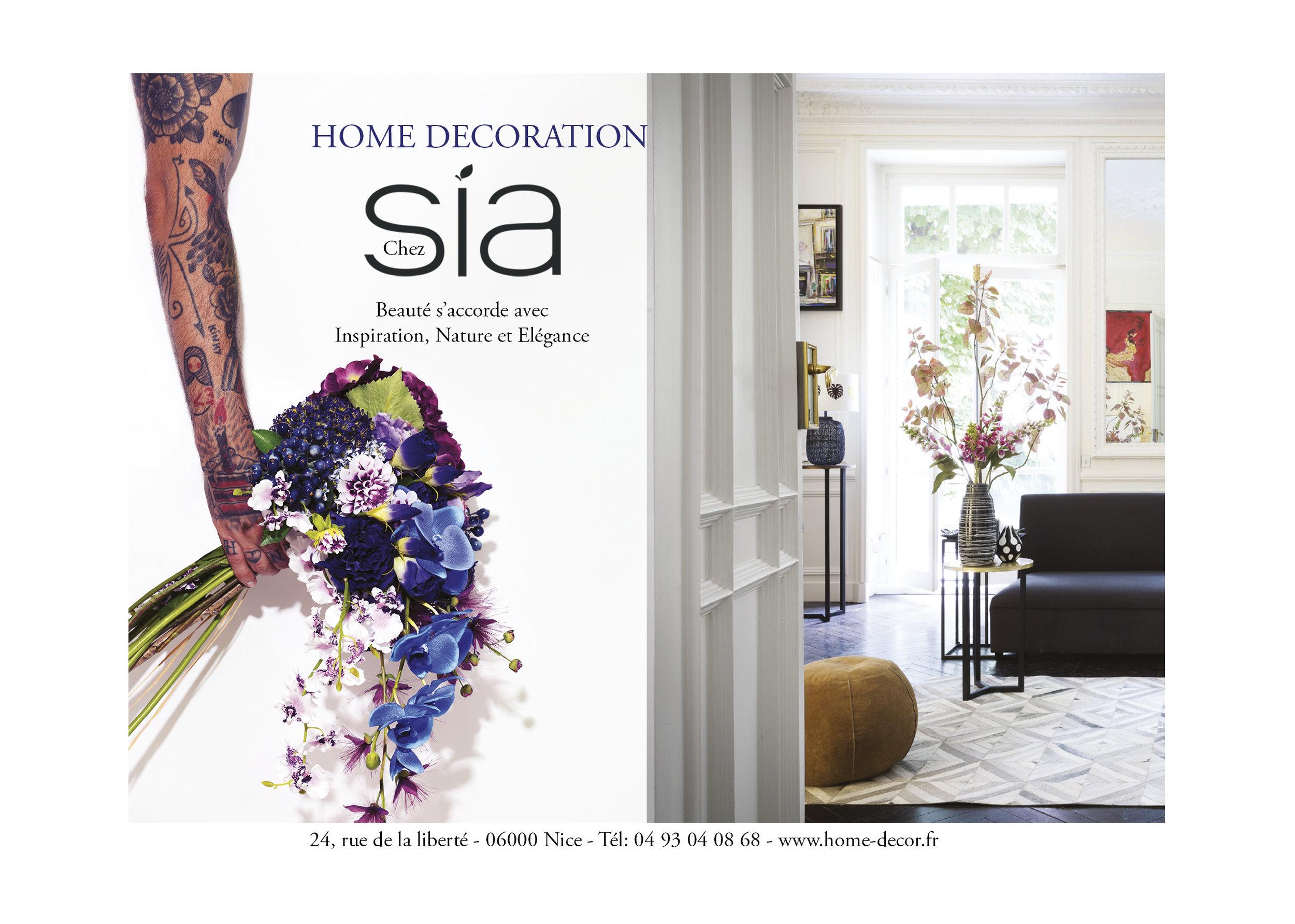 Home Decoration Escufignous