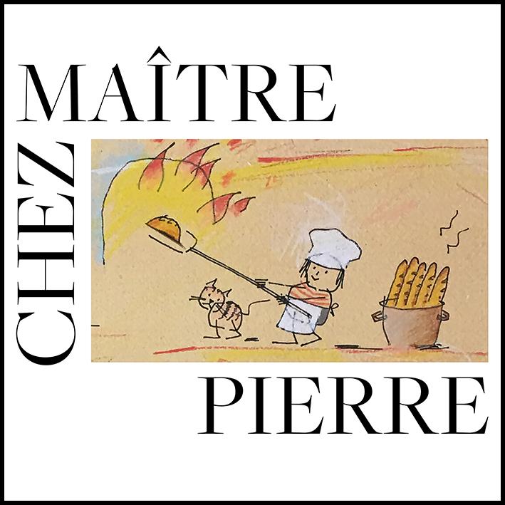 Maître Pierre - Le goût du bon pain réalisé selon la tradition à partir des meilleures farines