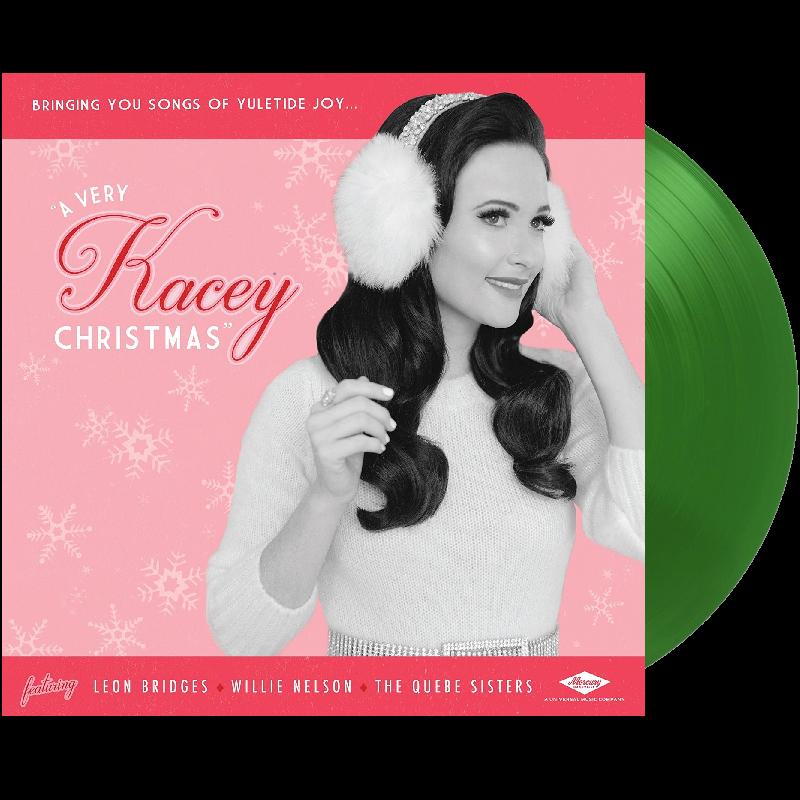 Il consiglio musicale? L'album di Natale firmato Kacey Musgraves:  A Very Kacey XMas . Perfetto per una allegra atmosfera.