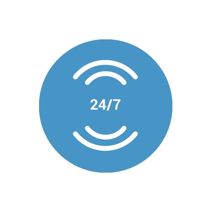 Daten 24/7 wann und wo sie gebraucht werden - Alle Informationen stehen Ihnen live und intuitiv auf allen Geräten (Desktop, Tablet oder Smartphone) zur Verfügung.