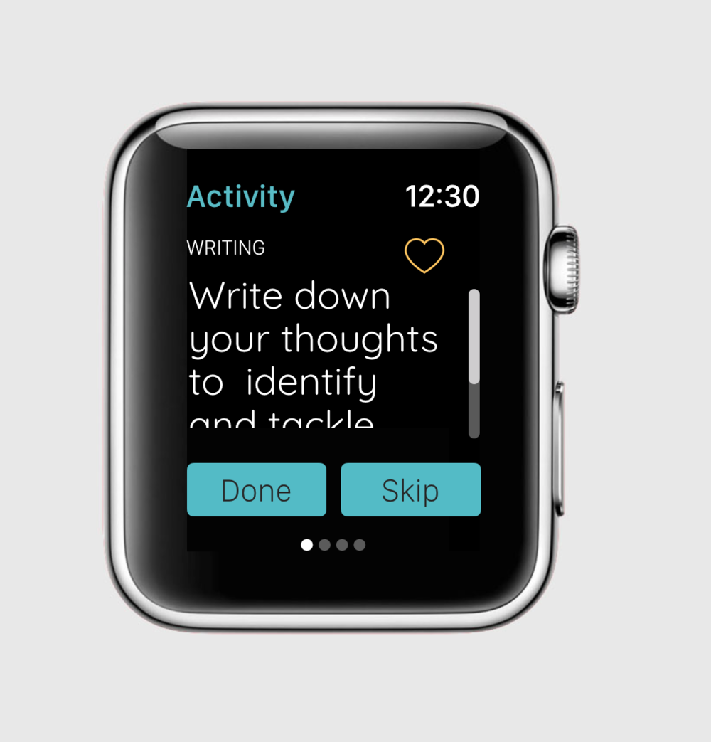 Bloom for Apple Watch