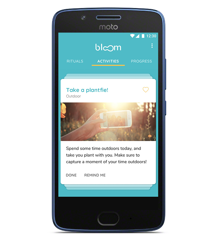 Bloom for Android