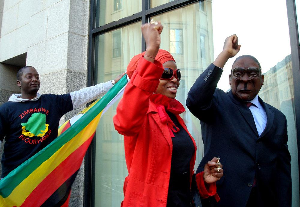The Mugabes