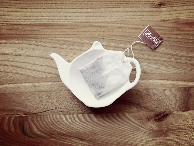 Teabag Branding Boutique