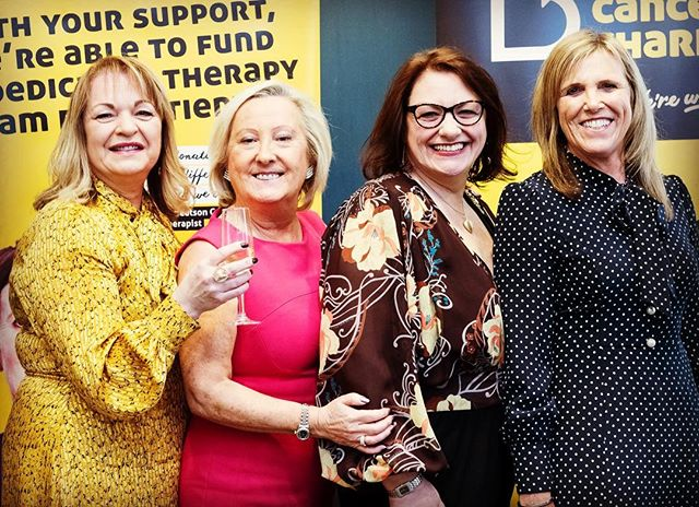Absolutely delighted to have been involved with this year's @beatsoncharity Ladies Lunch!  We'd like to say a massive thanks to @skulltec_ltd, @johnamabile Design and @memoirvideo for their donations that were auctioned on the day & helped raise over 42k!!