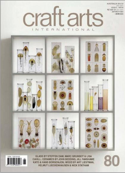 Craft Arts International Lisa Cahill