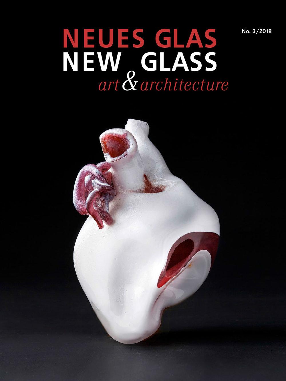Neues Glas New Glass Art & Architecture 3/2018