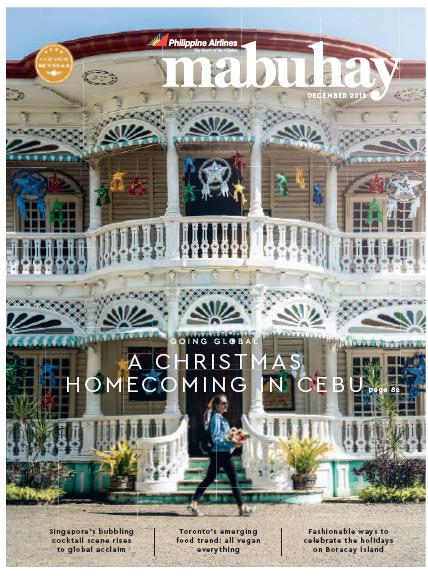 Philippines Airways Magazine
