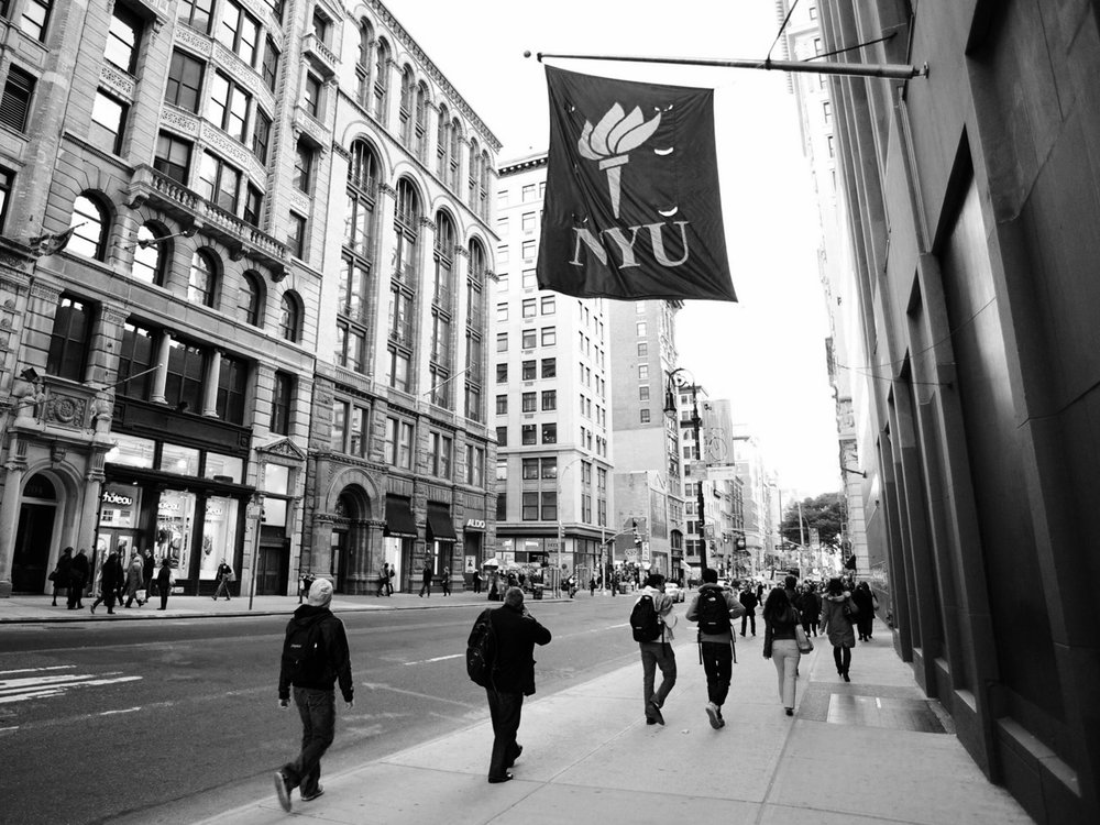 Learn more about New York University, Department of Music