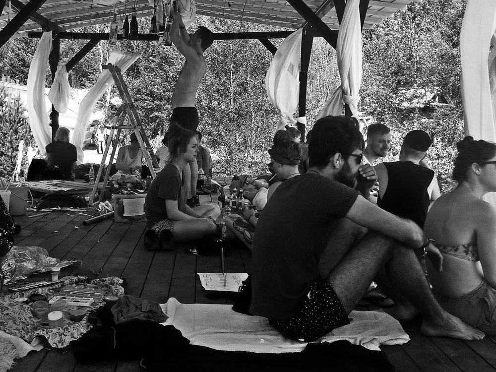 Friedrich Heinrich Kern @ Feel Festival 2016