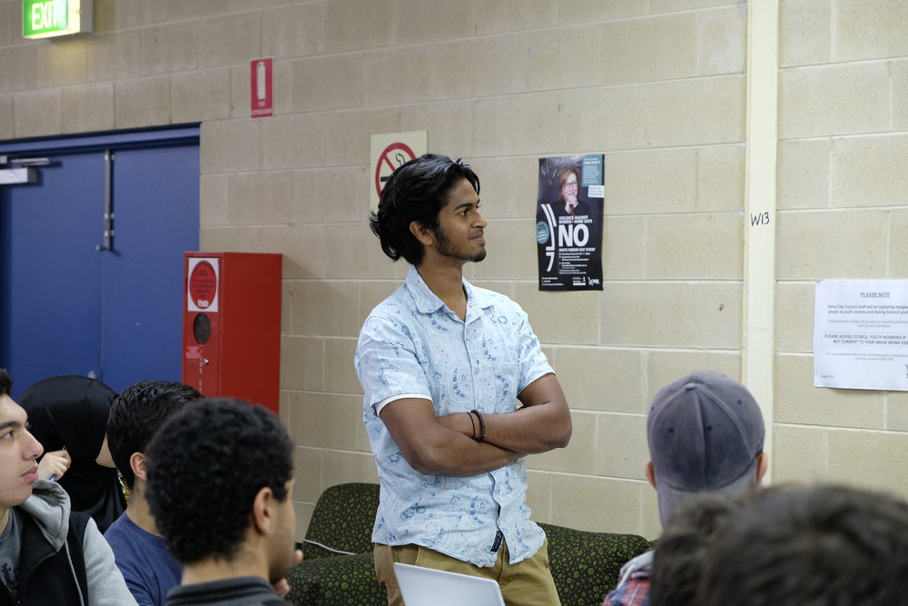 Arshad is a first year commerce student at the University of Melbourne. He is passionate about social justice and learning about other cultures. He wants to achieve a lot during his life, and has already started several businesses and social ventures.     He completed high school in Botswana and is currently conducting the Wellbeing Program at the Broadmeadows branch of Happy Brain Education. He brings with him a wealth of experience, compassion and a profound respect for everyone.