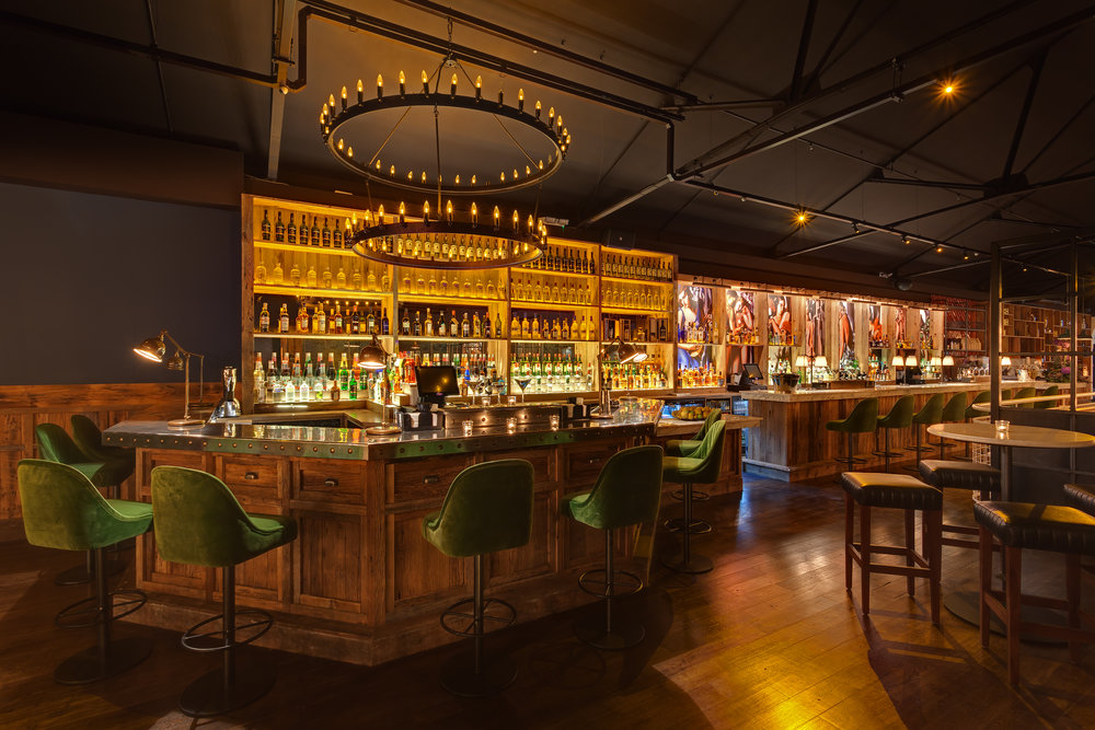 Tribeton is the newest award-winning addition to Galway's young and vibrant nightlife scene.