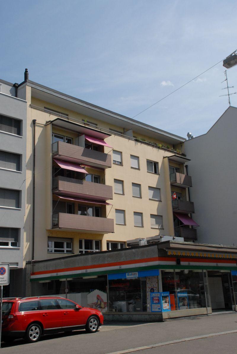 Umbau Dachterrasse und Balkone 2019