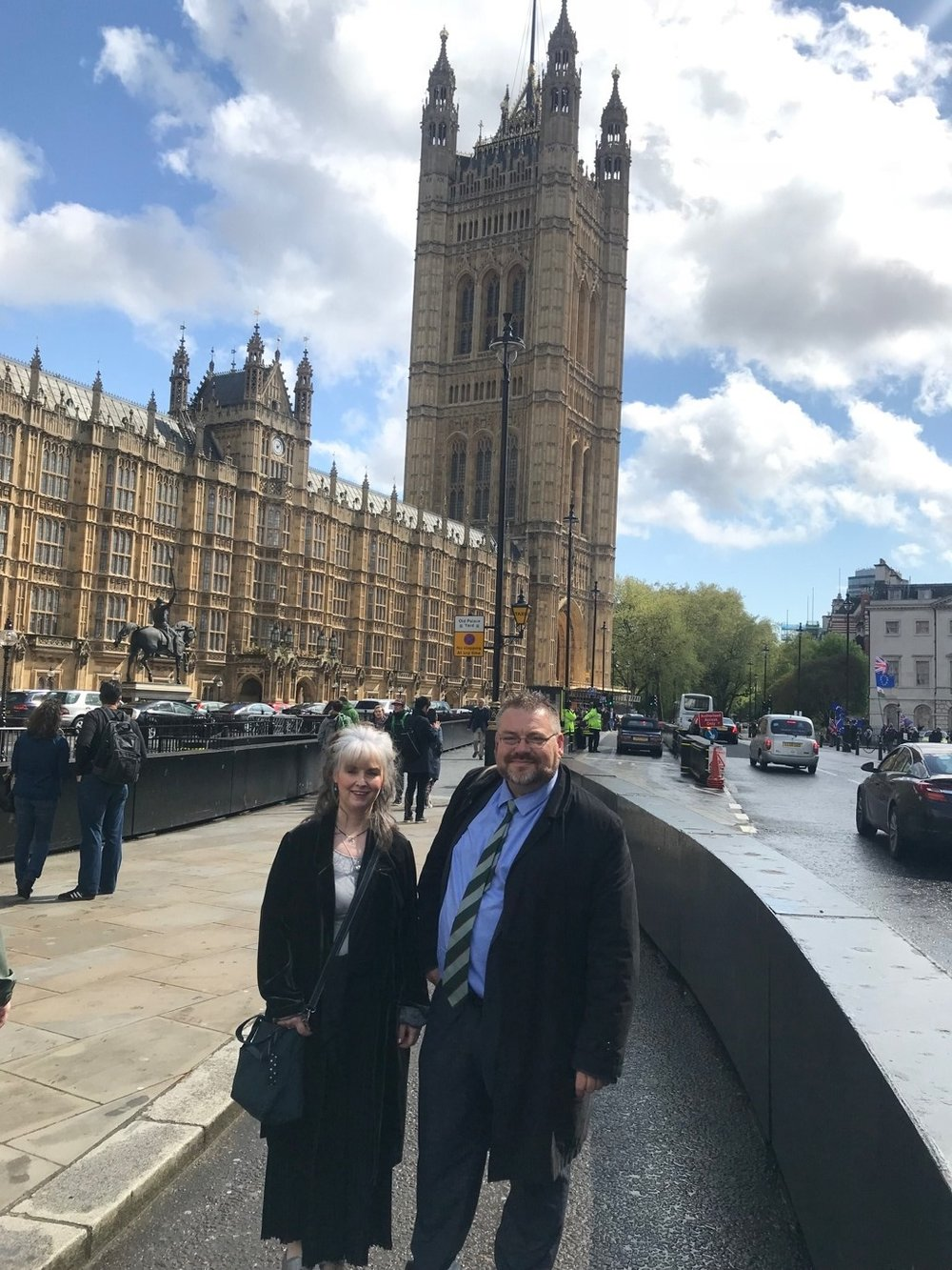 DAVE ND CATRIONA - House of Lords.jpg