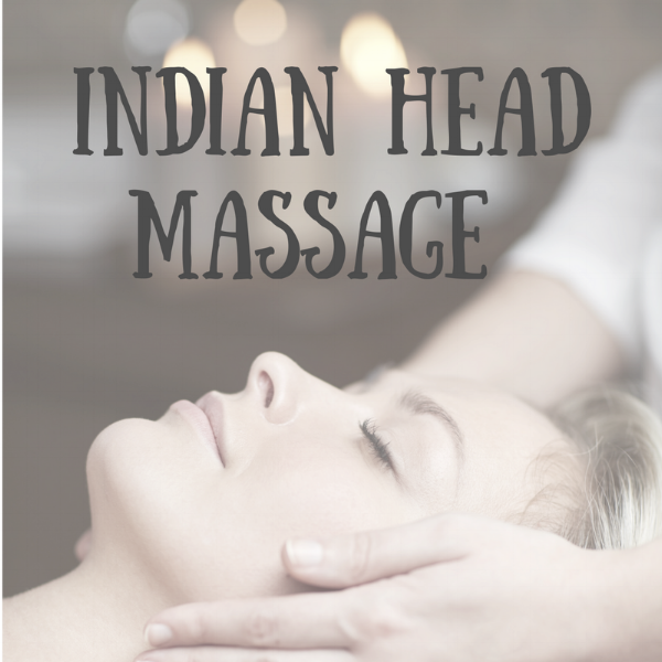 indian head massage, head massage, neck massage, Mile End, Myland, Colchester, Essex
