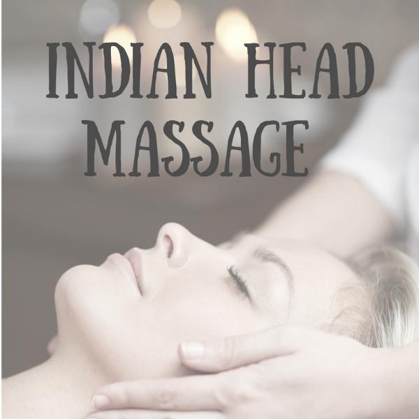 indian head massage, head massage, neck massage, Mile End, Myland, Colchester, Essex